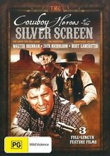 Cowboy Heroes Of The Silver Screen (DVD, 2012)