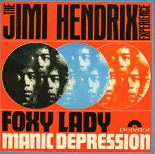 ★☆★ CD Single Jimi HENDRIXFoxy Lady 2-track CARD SLEEVE Manic depression  ★☆★