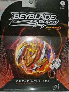 NEW Beyblade Pro Cho Z Achilles with free postage