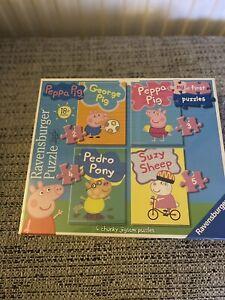 Peppa Pig Puzzles