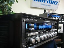 MARANTZ 4400 AM/FM QUAD RECEIVER BLACK ON BLACK / BLUE SCOPE FULLY RESTORED