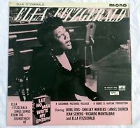 FITZGERALD, Ella - Let No Man Write My Epitaph (Soundtrack) - Vinyl (LP) 1960