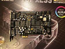 RME HDSPe AIO PCIe Sound Card W/ Breakout Cables