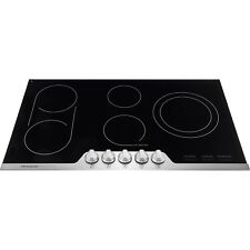 "Frigidaire Pro Stainless 36"" Glasstop smooth top Electric cooktop Fpec3677Rf"
