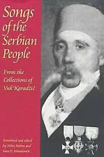 Songs of the Serbian People: From the Collections of Vuk Karadzic (Pitt Russian