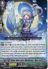 CARDFIGHT VANGUARD CARD: BABY-BLUE-EYES MUSKETEER, MAY LEN - G-CHB01/071EN C