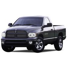 for Dodge Ram 1500 02-05 White RF LED Halo kit for Headlights & Fog Lights