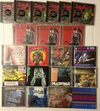 LOT 21 CD ALBUM SPECIAL METAL - HARD ROCK