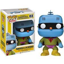 "Hanna Barbera Frankenstein jr 3.75 ""Vinyl figura POP nuovissimo FUNKO"