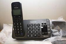 Panasonic KXTGE270 DECT 6.0 Digital Cordless Phone Answering System KX-TGE270