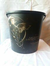 Lionsgate Mockingjay Hunger Games Popcorn Bucket Gale & Cressida Movie Promo