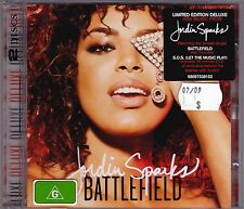 Jordin Sparks - Battlefield - CD & DVD (Deluxe Edition)