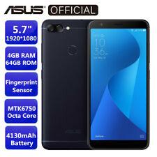 "ASUS Zenfone Max Plus 4G Smartphone 5.7"" 4GB+64GB Octa Core 16MP 4130mAh DualSIM"