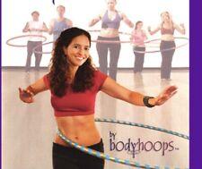 New listing Troo Hoops- Performance Or Exercise Hoop. 4 Pcs Quarto Hoop. Twisted In Pink