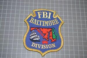 FBI Baltimore (B17-Y)