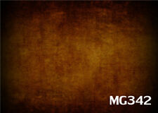 Polyester Deep Brown Wall Photography backdrops Studio background 7X5FT MG342