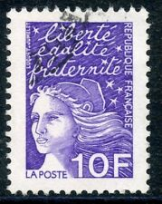 TIMBRE FRANCE OBLITERE N° 3099 TYPE MARIANNE /  Photo non contractuelle