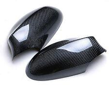Spiegelkappen Echt Carbon Karbon passend für BMW 1er E81 E87 E82 E88