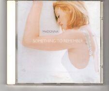 (HQ237) Madonna, Something To Remember - 1995 CD