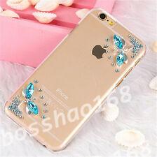 Glitter Luxury Crystal Bling Rhinestone Diamonds Soft Silicone Case Cover AD-8