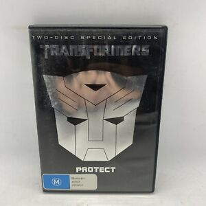 Transformers Protect Two Disc Special Edition Free Postage AU Seller