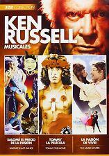 Ken Russell: Musicales - Ken Russell Nickolas Grace, , Ken Russell NEW SEALED