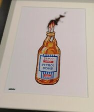 Banksy Tesco Value Limited Edition Print