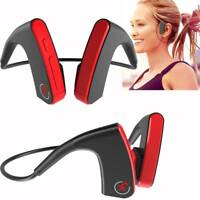 Wireless Bluetooth Headphone Headset Bone Conduction Earphone for Samsung ZTE LG