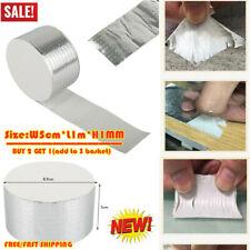Aluminum Foil Magic Repair Adhesive Tape Super Strong Waterproof Tape Butyl Seal
