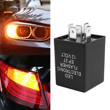12V 5Pin EP27 LED Flasher Relay Fits Car Turn Signal Indicator Blinker Flash USA