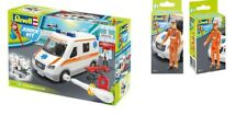 Revell 00814 Junior Kit Delivery Van & Driver Model Scale 1 20