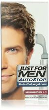 Just for Men Autostop Hair Color, Medium Brown A-35 (Pack of 12)