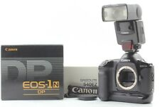 [ Exc+5 in Box ] CANON EOS-1N EOS1N DP 35mm SLR Camera w/ SPEEDLITE 540EZ Japan