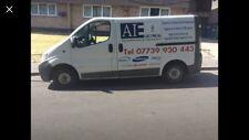 Vauxhall Vivaro swb spares or repair