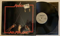 Raven - All For One - 1983 US 1st Press (NM) in Shrink Ultrasonic Clean