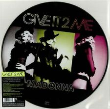 "MADONNA - GIVE IT 2 ME - 12"" VINYL PICTURE DISC BRAND NEW 2008"
