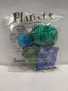 Chick-Fil-A Planets Pluto & Uranus 1999 Kids Meal Toy - Sealed