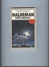 Haldeman - PONTE MENTALE - Cosmo Argento Nord 1980