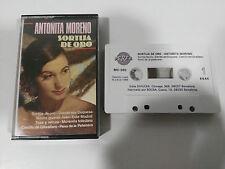 ANTOÑITA MORENO SORTIJA DE ORO CINTA TAPE CASSETTE PERFIL 1986