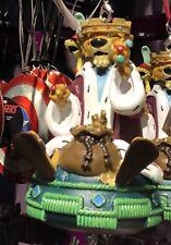 Prince John Robin Hood Sir Hiss Ornament Christmas Disney Theme Parks NEW
