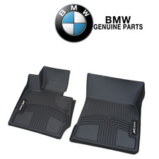 For BMW F10 528i 535d Front Black F10 5 Series All Weather Rubber Floor Liners