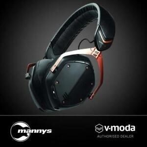 V-Moda Crossfade Wireless 2 Headphones - Codex Edition (Rose Gold)