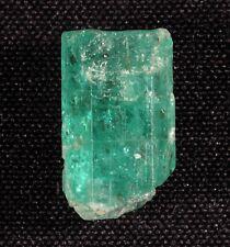3.1 ct Ethiopian Emerald Terminated Crystal from Kenticha Mine, Oromia, Ethiopia