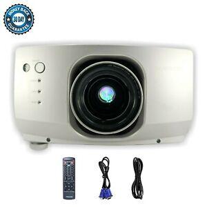 Sharp XG-E3000U 3LCD Projector 4:3 (XGA) w/Remote TeKswamp bundle