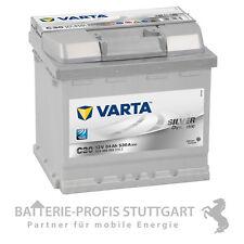 Varta Autobatterie 12 V 54Ah 530A C30 ersetzt 40Ah 41Ah44Ah 45Ah 52Ah 55Ah 56Ah