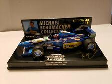 Michael Schumacher Collec Minichamps Benetton Renault B 195 F1 1995 # Nr 18 1:43