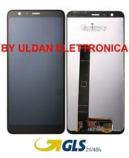 DISPLAY LCD ASUS ZENFONE MAX PLUS X018DC X018D ZB570 TL  NERO TOUCH SCREEN VETRO
