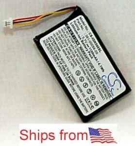 NEW GPS Battery Garmin Nuvi 30 40 40LM 50LM 50 3.7V 1100mAh Replace 361-00056-00