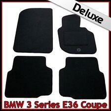 BMW SERIE 3 COUPE 1992 1993... 1996 1997 1998 LUSSO SU MISURA tappetini per AUTO 1300g