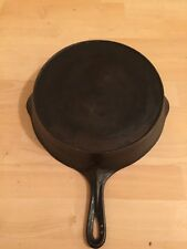 RARE HARD TO FIND VINTAGE WAGNER WARE #9 CAST IRON SKILLET Heat ring